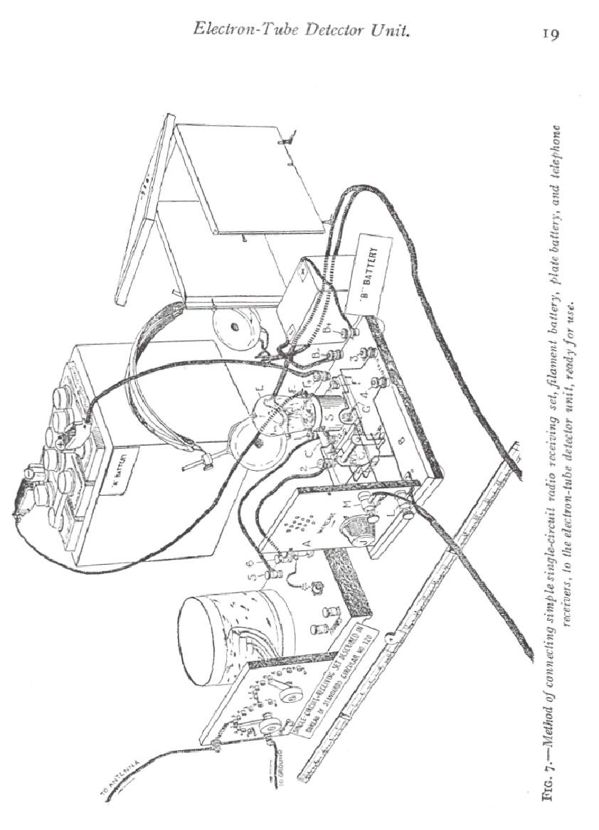 Crystal Radio Plans Schematics And Circuits Wiring Diagram Page 19