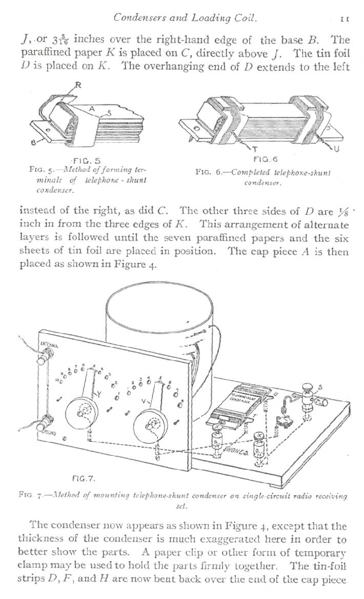 Crystal Radio Plans Schematics And Circuits Wiring Diagrams Page 11