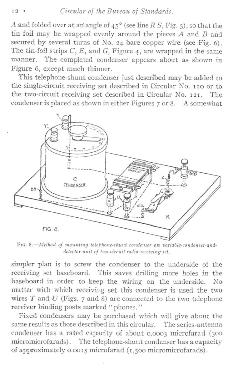 Crystal Radio Plans Schematics And Circuits Crystalradiocircuitdiagramgif Page 12