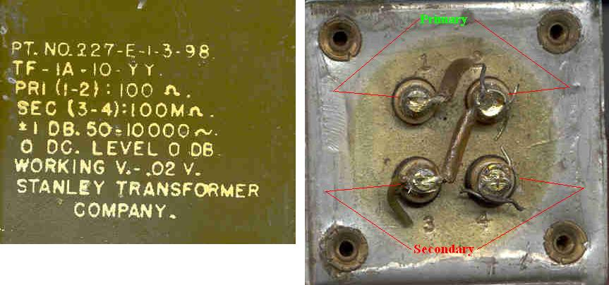 Audio Transformer - The RadioBoard Forums